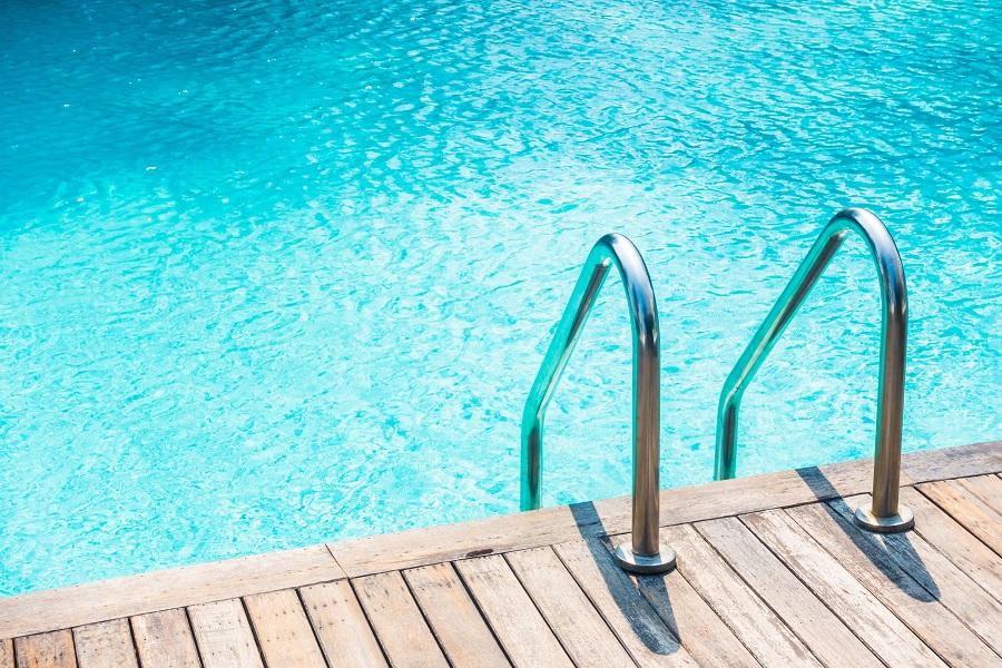 Inquinamento acque delle piscine